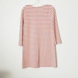 J. Crew Factory Dresses - J Crew Factory Red Striped Nautical Mini Dress 417